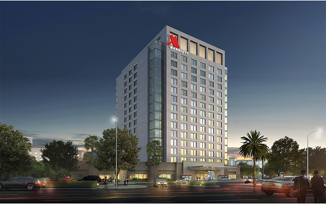 Marriott Hotels Glendale Ca