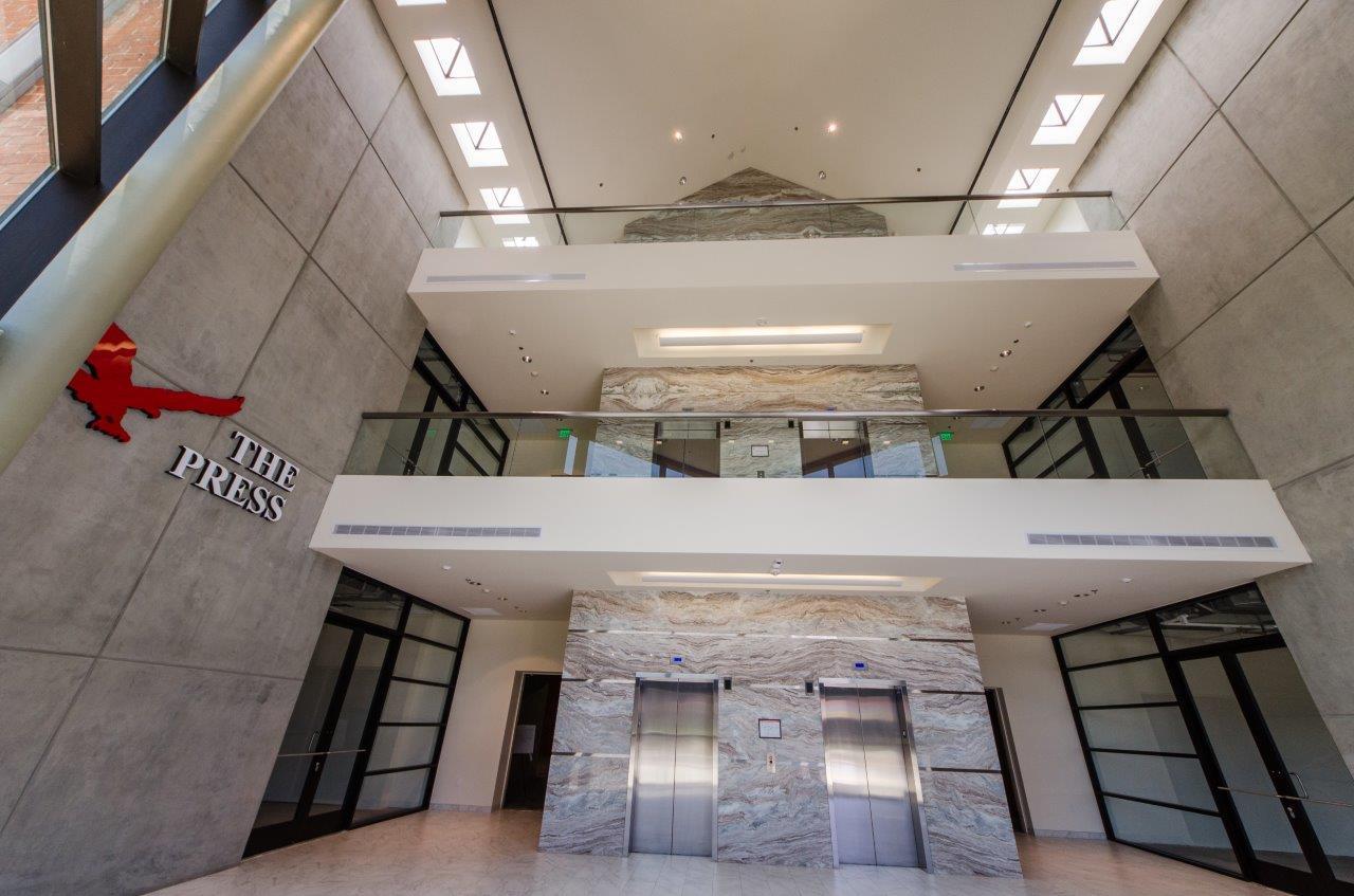 Califa Office Building Van Nuys CA RD Olson Construction  JHILLPHOTO-189
