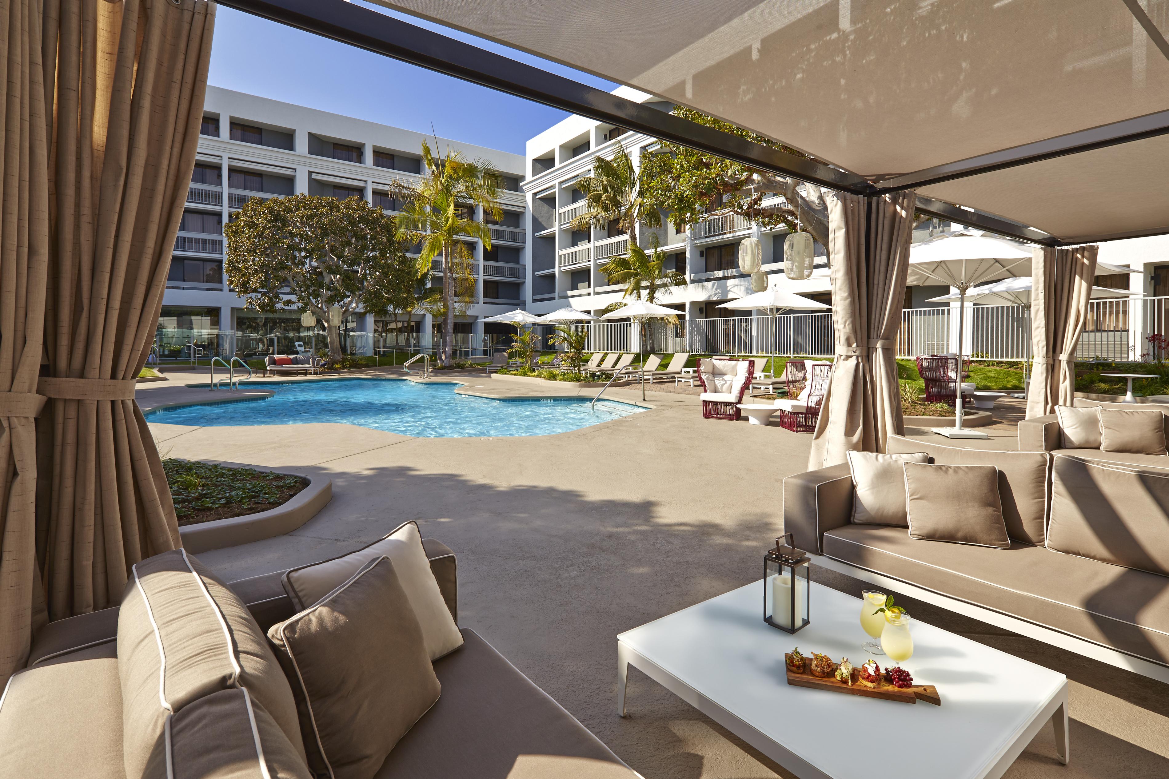 Downtown Long Beach CA Hotel  The Westin Long Beach