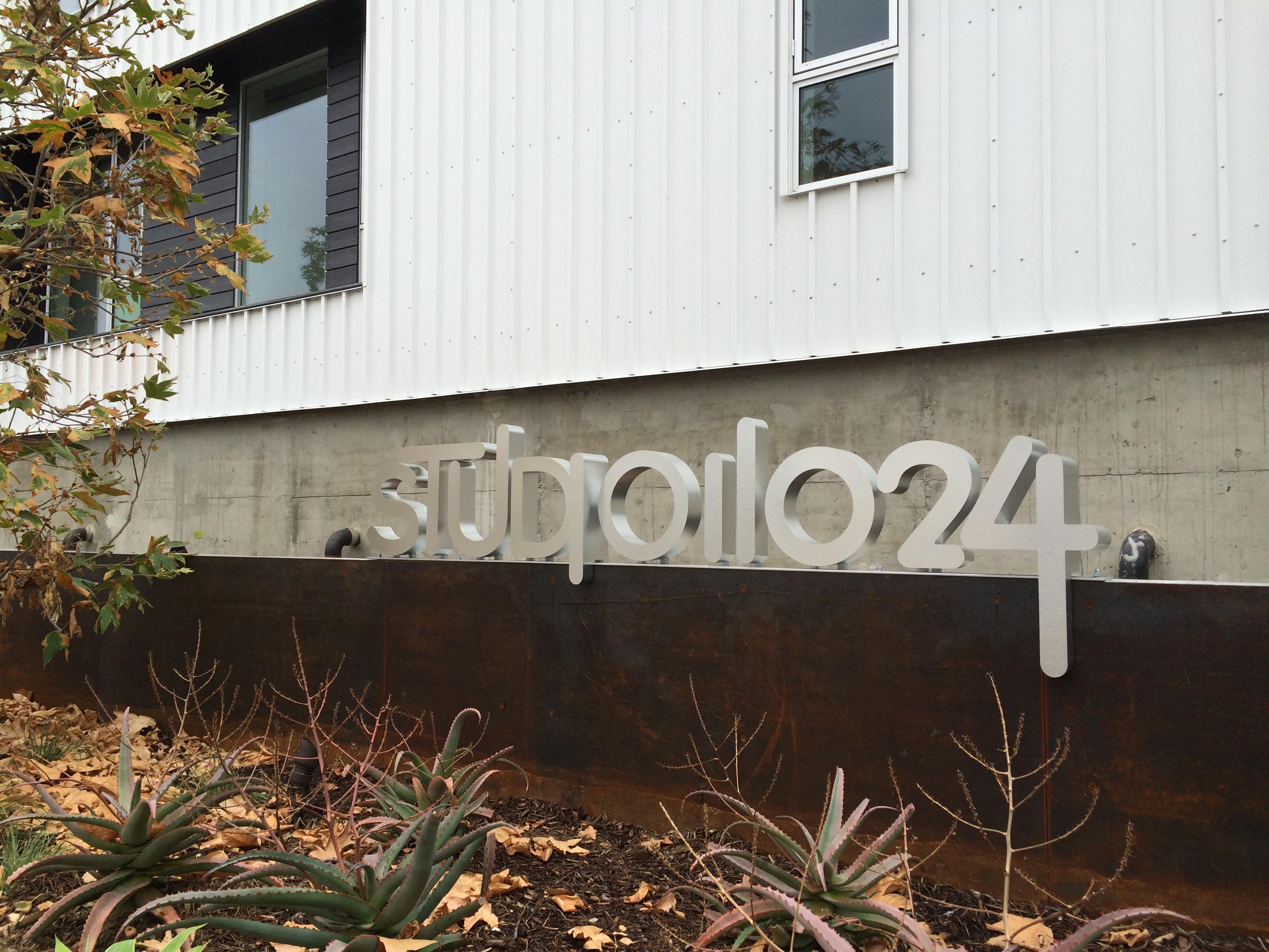 Monument Signage
