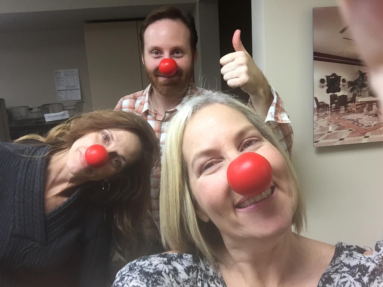 red nose day -Acctg