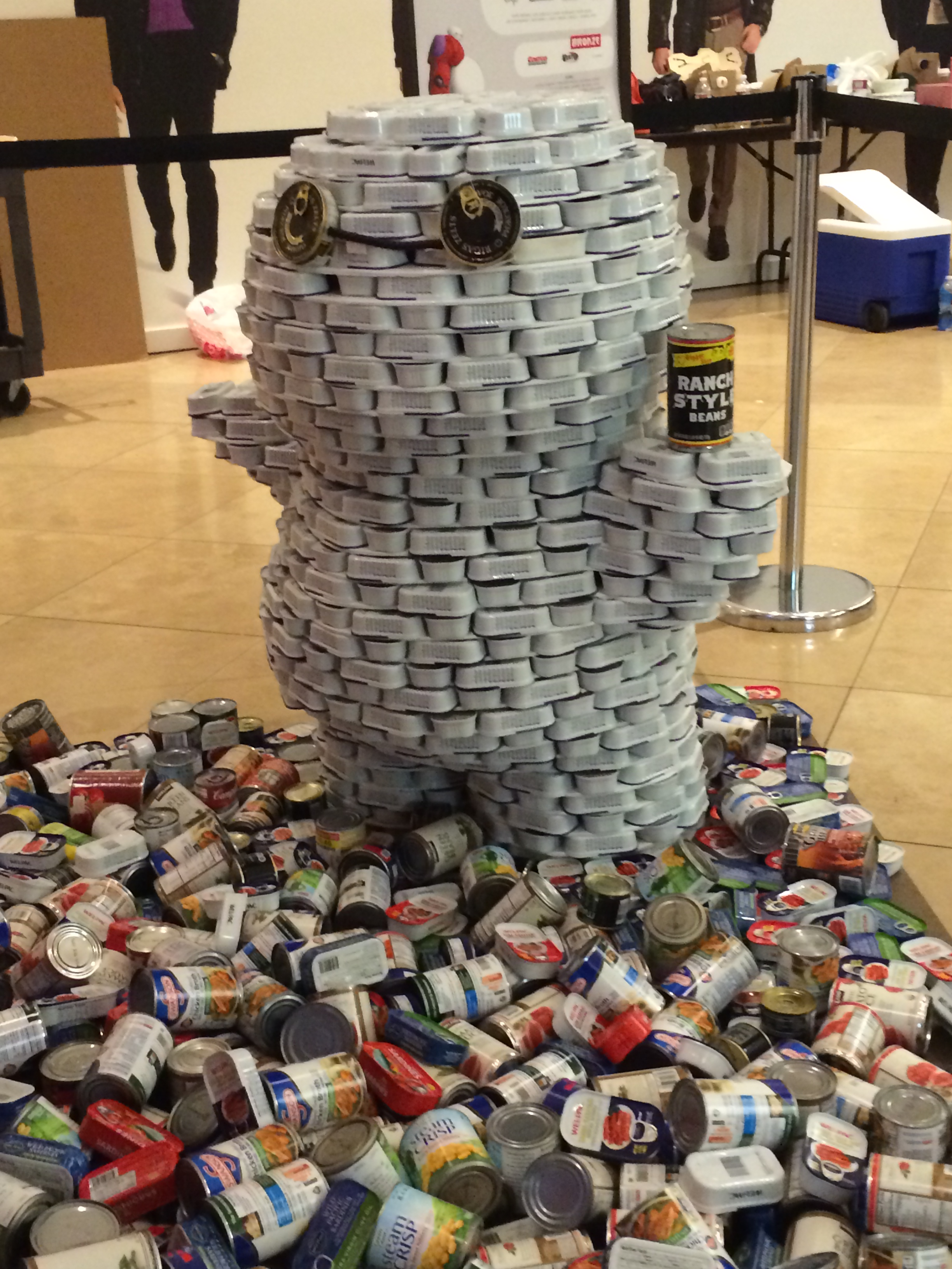 Canstruction 10