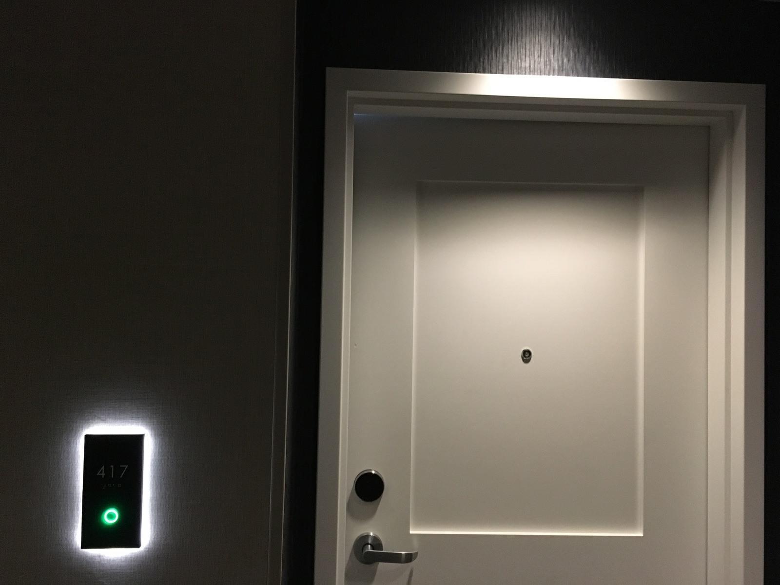 Healdsburg Suites Guestroom Entrance