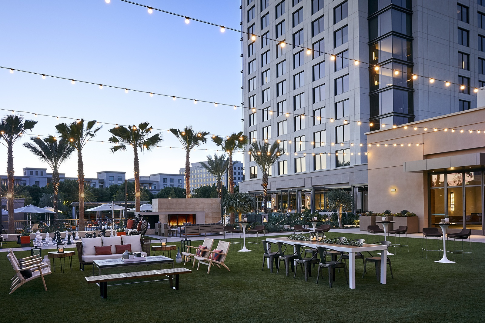 Marriott Irvine Spectrum SNAMC