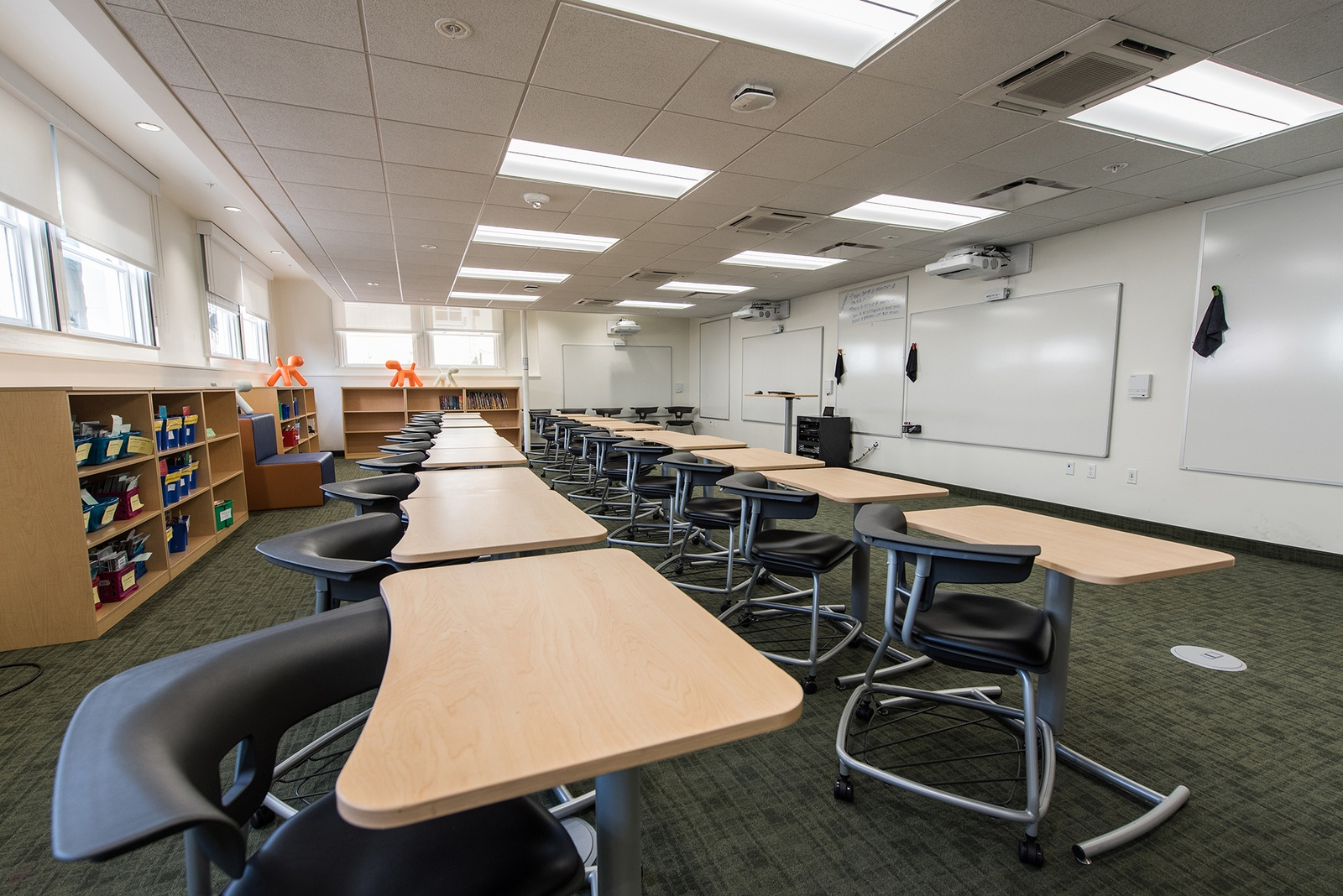 Reeves Classroom