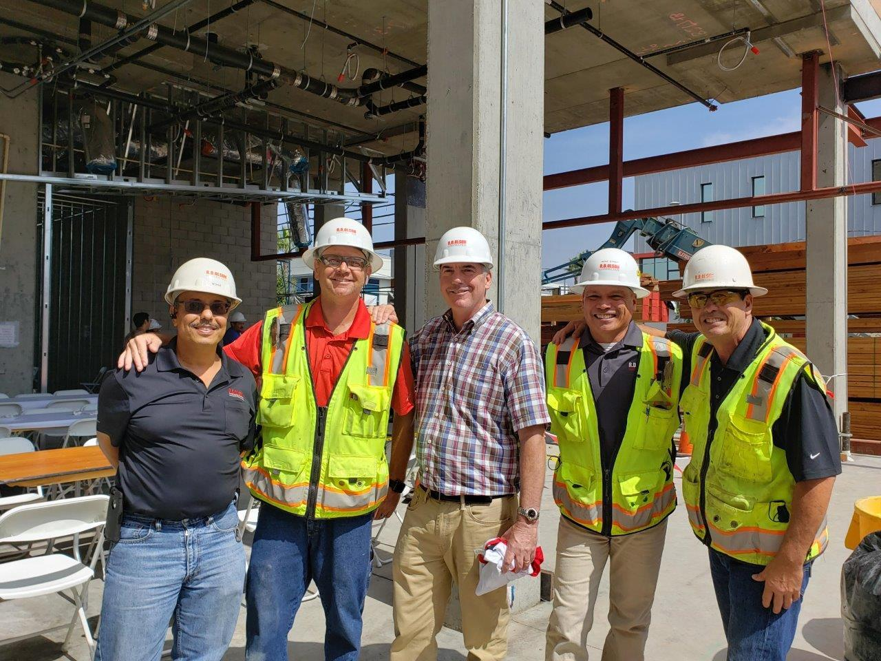 RD Olson Construction - AC Hotel El Segundo -13