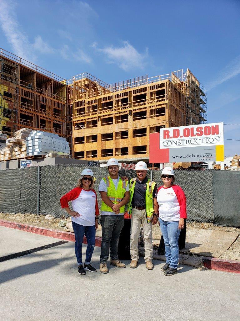 RD Olson Construction - AC Hotel El Segundo -16