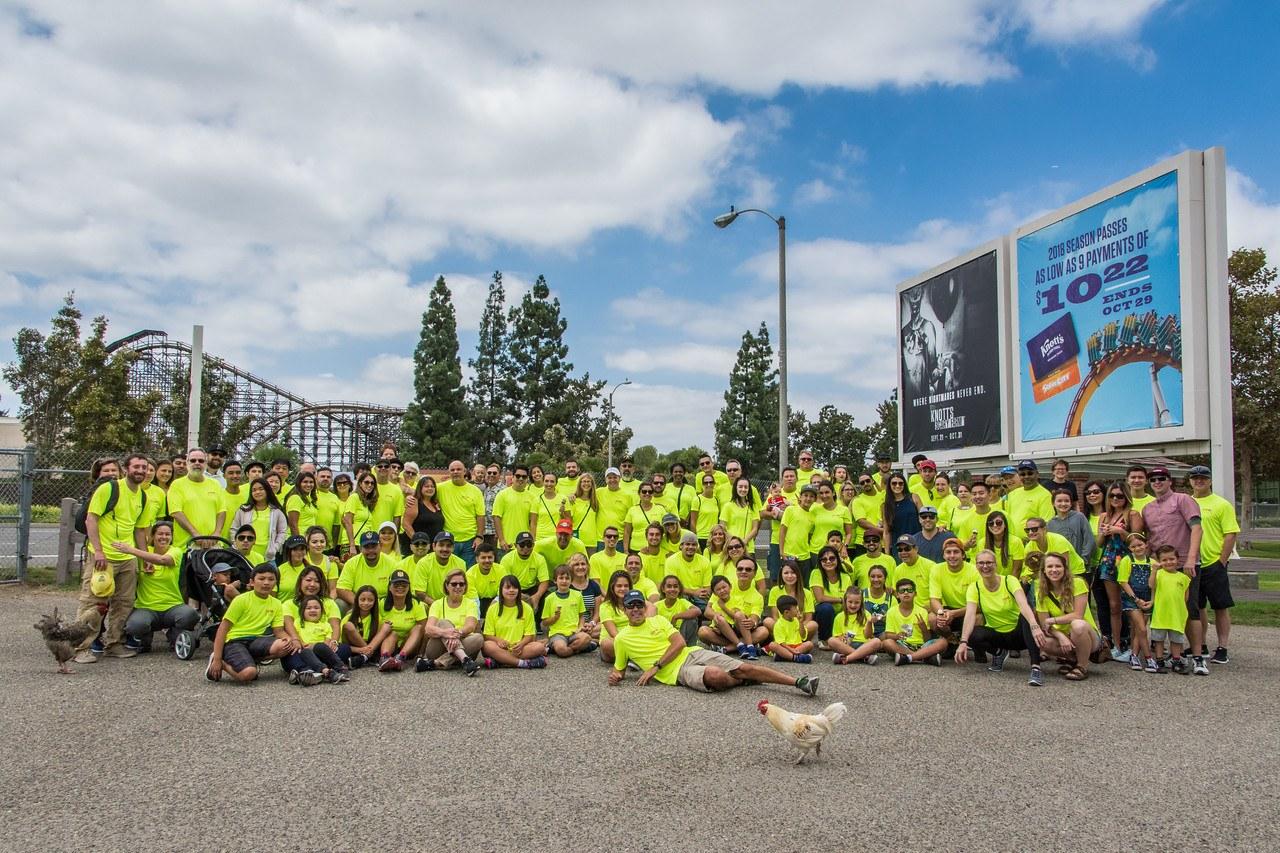 Company Picnic 2017 – Knott's Berry Farm - 1