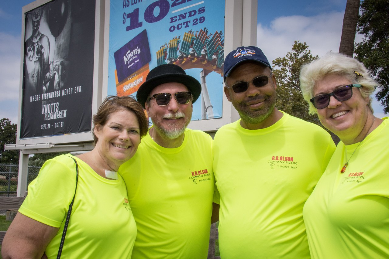 Company Picnic 2017 – Knott's Berry Farm - 12