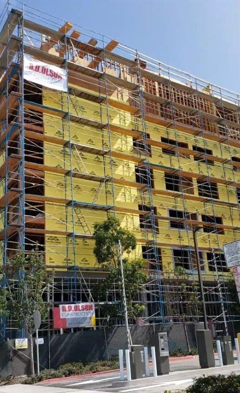 RD Olson Construction - AC Hotel El Segundo -17