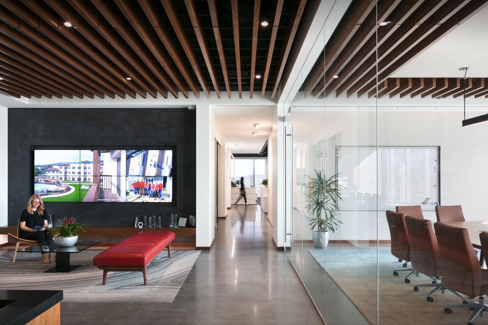 Lobby Hallway 2